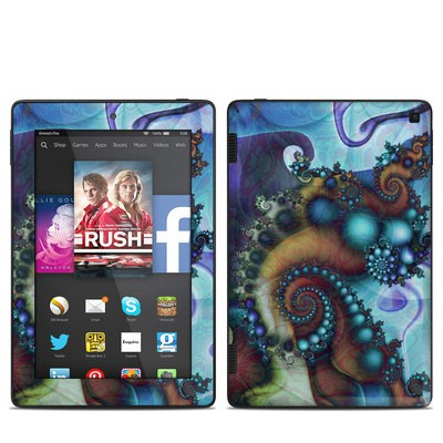 Amazon Kindle Fire HD 7in 2014 Skin - Sea Jewel
