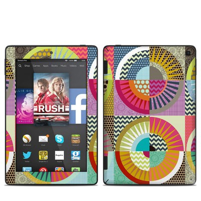 Amazon Kindle Fire HD 7in 2014 Skin - Seaview Beauty