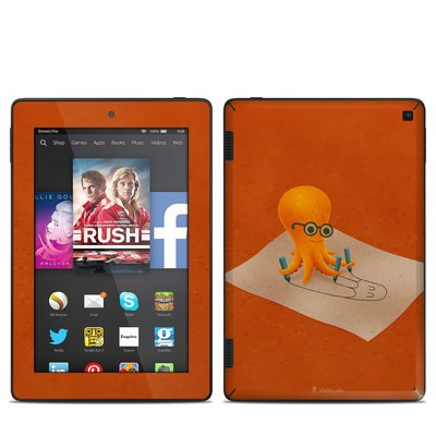 Amazon Kindle Fire HD 7in 2014 Skin - Selfie