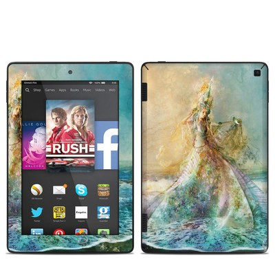 Amazon Kindle Fire HD 7in 2014 Skin - The Shell Maiden