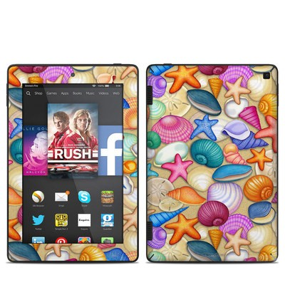 Amazon Kindle Fire HD 7in 2014 Skin - Shells