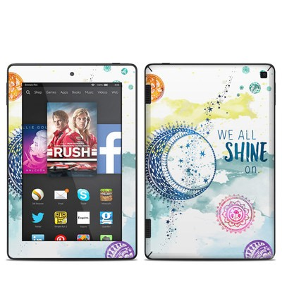 Amazon Kindle Fire HD 7in 2014 Skin - Shine On