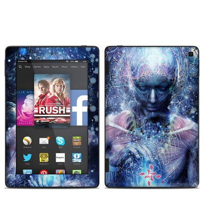 Amazon Kindle Fire HD 7in 2014 Skin - Silence Seeker