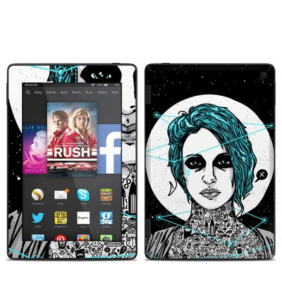Amazon Kindle Fire HD 7in 2014 Skin - The Siren
