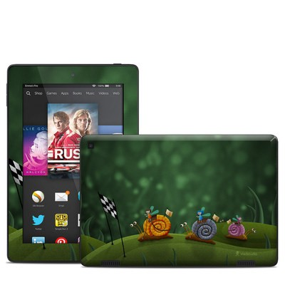 Amazon Kindle Fire HD 7in 2014 Skin - Snail Race
