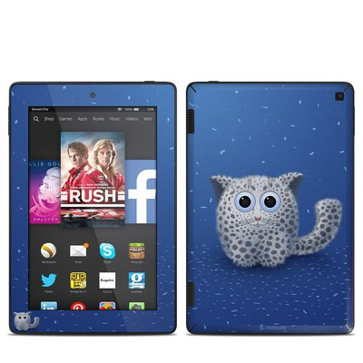 Amazon Kindle Fire HD 7in 2014 Skin - Snow Leopard
