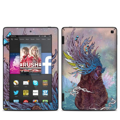 Amazon Kindle Fire HD 7in 2014 Skin - Spirit Bear