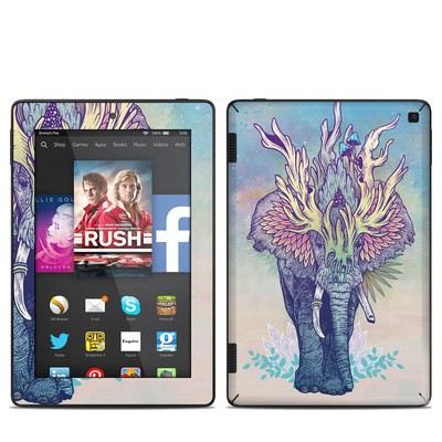 Amazon Kindle Fire HD 7in 2014 Skin - Spirit Elephant