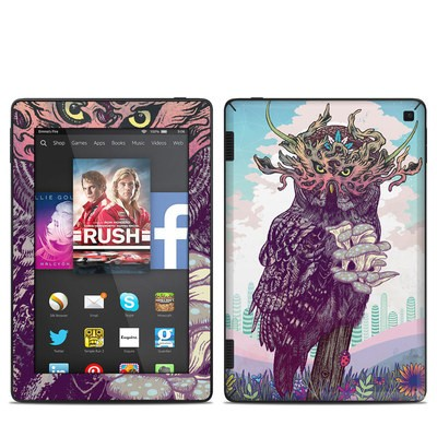 Amazon Kindle Fire HD 7in 2014 Skin - Spirit Owl