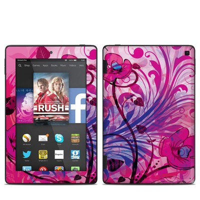 Amazon Kindle Fire HD 7in 2014 Skin - Spring Breeze