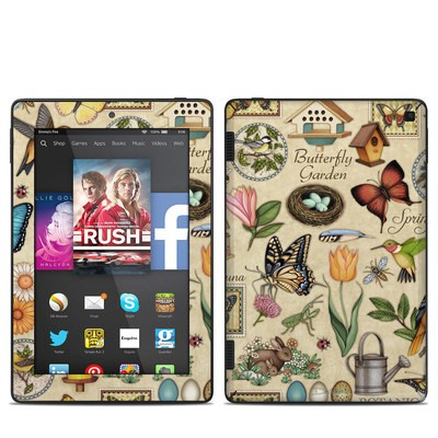 Amazon Kindle Fire HD 7in 2014 Skin - Spring All