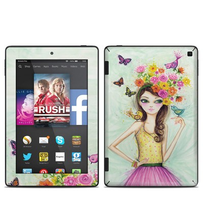 Amazon Kindle Fire HD 7in 2014 Skin - Spring Time