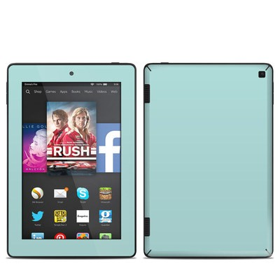 Amazon Kindle Fire HD 7in 2014 Skin - Solid State Mint