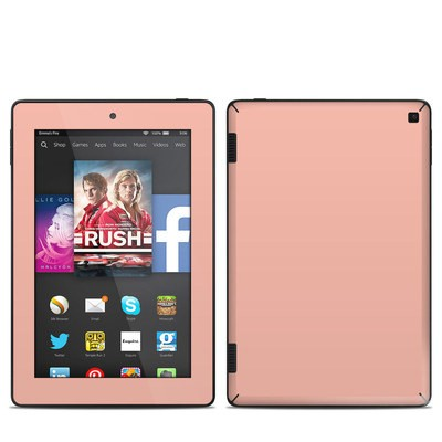 Amazon Kindle Fire HD 7in 2014 Skin - Solid State Peach