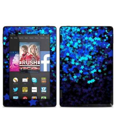 Amazon Kindle Fire HD 7in 2014 Skin - Stardust Winter