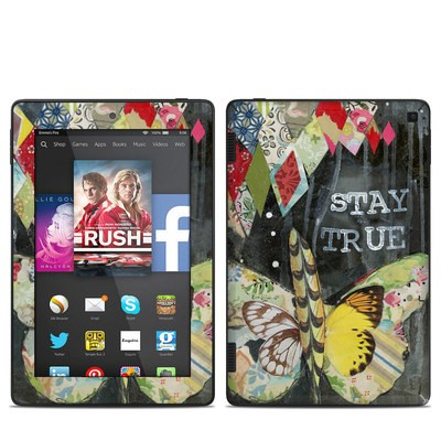 Amazon Kindle Fire HD 7in 2014 Skin - Stay True