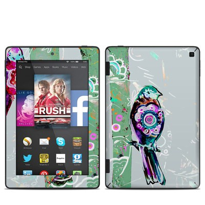 Amazon Kindle Fire HD 7in 2014 Skin - Summer Birch