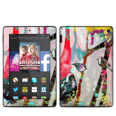 Amazon Kindle Fire HD 7in 2014 Skin - Summer Blush