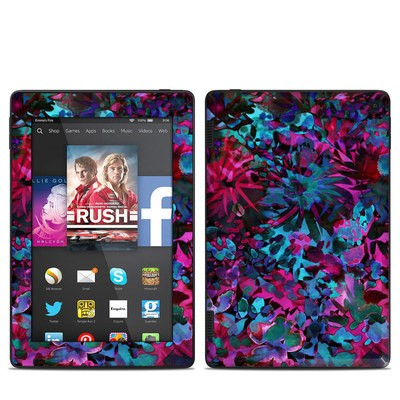 Amazon Kindle Fire HD 7in 2014 Skin - Summer Tropics
