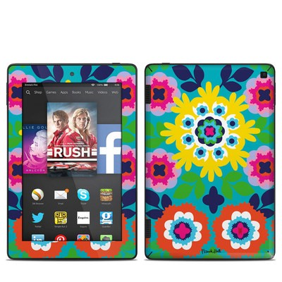 Amazon Kindle Fire HD 7in 2014 Skin - Susani Sun