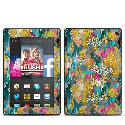 Amazon Kindle Fire HD 7in 2014 Skin - Sweet Talia