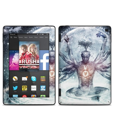 Amazon Kindle Fire HD 7in 2014 Skin - The Dreamer