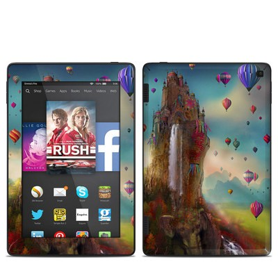 Amazon Kindle Fire HD 7in 2014 Skin - The Festival