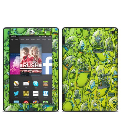 Amazon Kindle Fire HD 7in 2014 Skin - The Hive