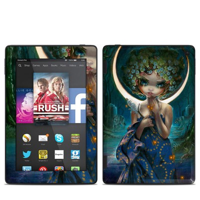 Amazon Kindle Fire HD 7in 2014 Skin - The Moon