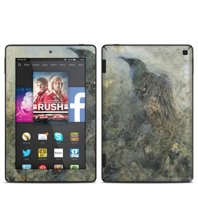 Amazon Kindle Fire HD 7in 2014 Skin - The Raven
