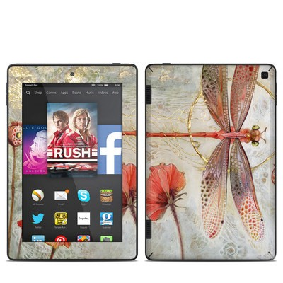 Amazon Kindle Fire HD 7in 2014 Skin - Trance