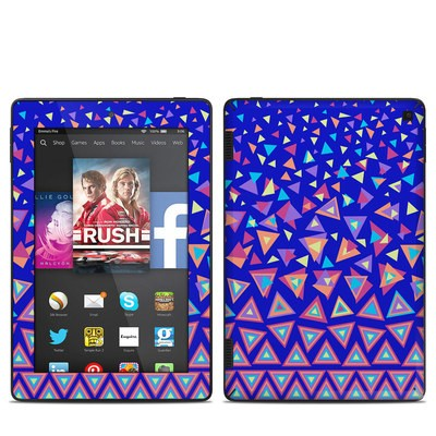 Amazon Kindle Fire HD 7in 2014 Skin - Triangle Dance