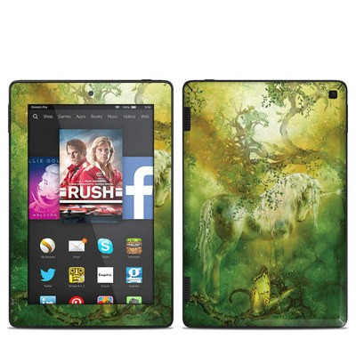 Amazon Kindle Fire HD 7in 2014 Skin - Unicorn