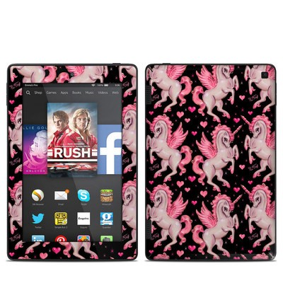 Amazon Kindle Fire HD 7in 2014 Skin - Unicorn Pegasus