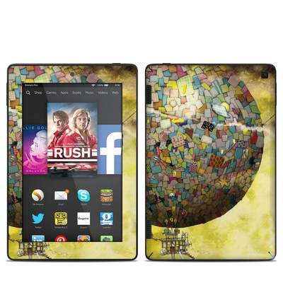 Amazon Kindle Fire HD 7in 2014 Skin - Up Up and Away