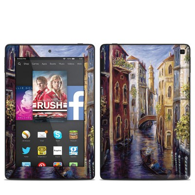 Amazon Kindle Fire HD 7in 2014 Skin - Venezia