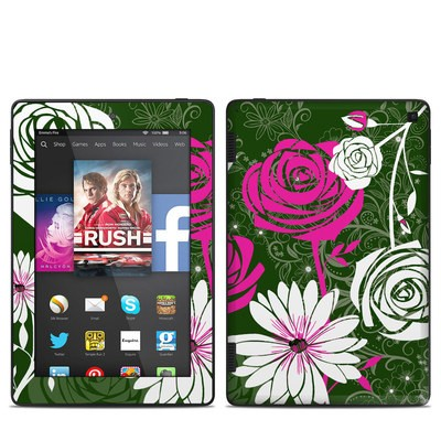 Amazon Kindle Fire HD 7in 2014 Skin - Verdant