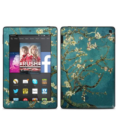 Amazon Kindle Fire HD 7in 2014 Skin - Blossoming Almond Tree