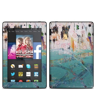 Amazon Kindle Fire HD 7in 2014 Skin - Vines
