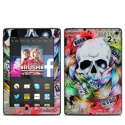 Amazon Kindle Fire HD 7in 2014 Skin - Visionary