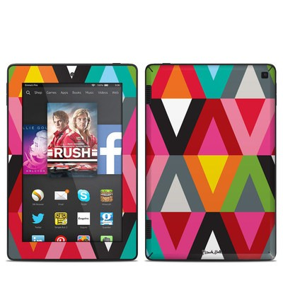 Amazon Kindle Fire HD 7in 2014 Skin - Viva