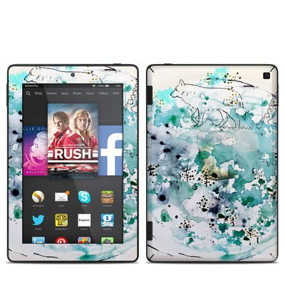 Amazon Kindle Fire HD 7in 2014 Skin - Walker