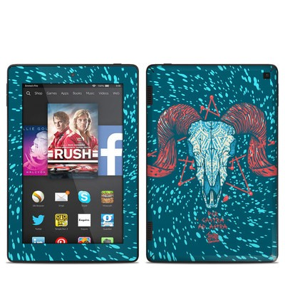 Amazon Kindle Fire HD 7in 2014 Skin - Warden