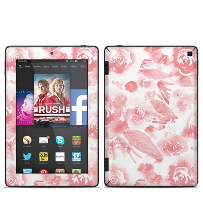 Amazon Kindle Fire HD 7in 2014 Skin - Washed Out Rose