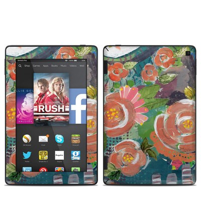 Amazon Kindle Fire HD 7in 2014 Skin - Wild and Free