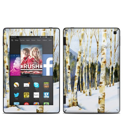 Amazon Kindle Fire HD 7in 2014 Skin - Winter Solstice