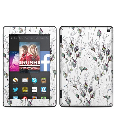 Amazon Kindle Fire HD 7in 2014 Skin - Wildflowers