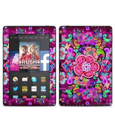 Amazon Kindle Fire HD 7in 2014 Skin - Woodstock