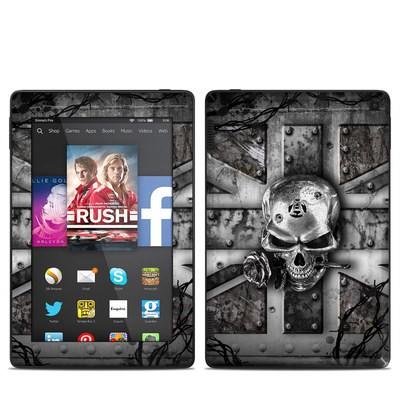Amazon Kindle Fire HD 7in 2014 Skin - Wrought Iron