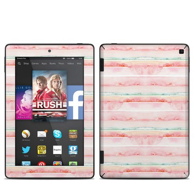 Amazon Kindle Fire HD 7in 2014 Skin - Watercolor Sunset